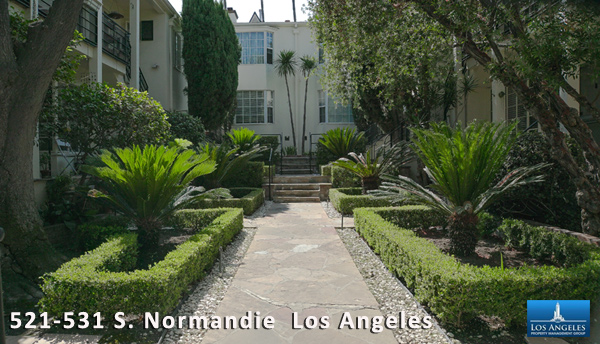 521-531 Normandie - Los Angeles Property Management