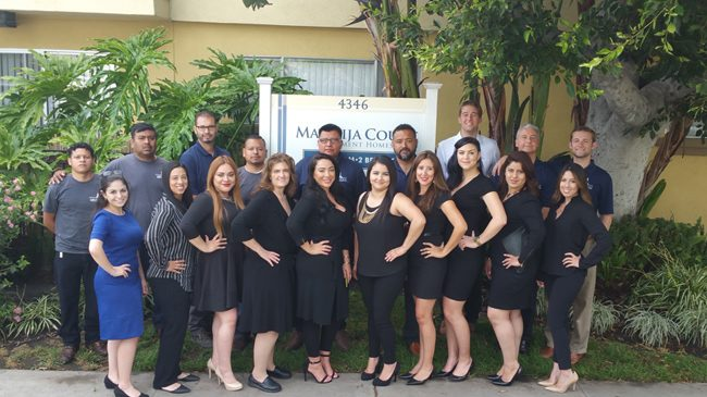 Los Angeles Property Management Team