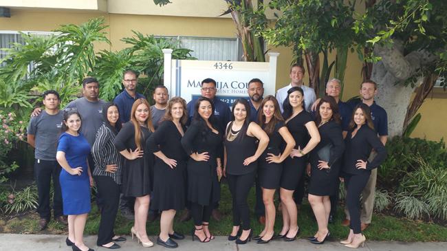 Los Angeles Property Management Team