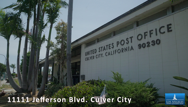 111 Jefferson Blvd Culver City CA Commercial Property Management