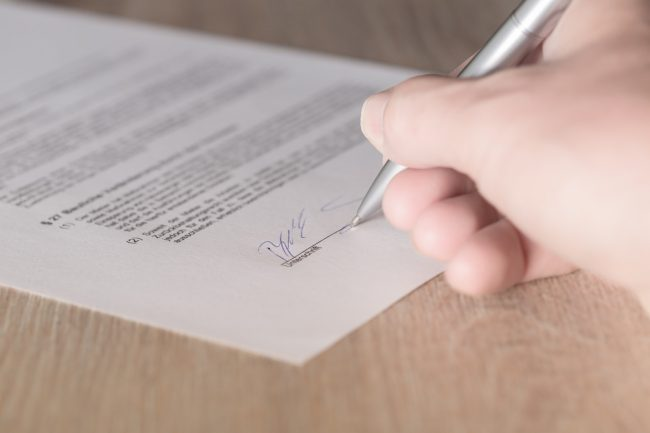10 Key Elements Of Every Tenant Lease Agreement