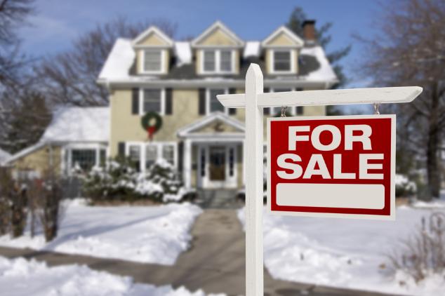 rental property in winter