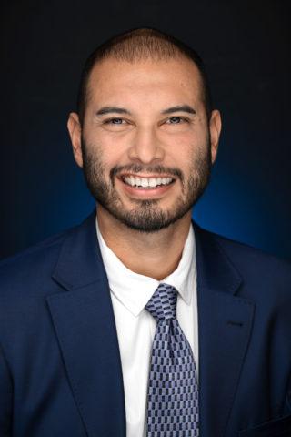 Juan Quezada, Director of Construction and Repair Services