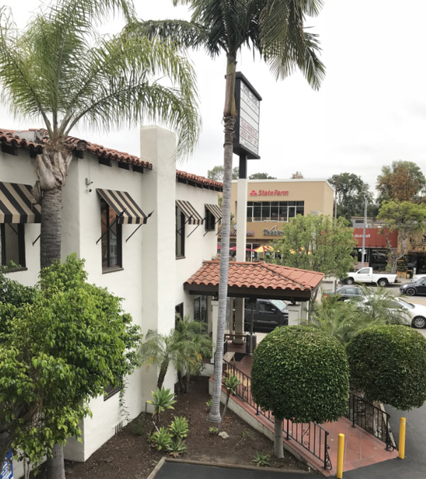 Commercial property managed by Los Angeles Property Management Group in Toluca Lake.