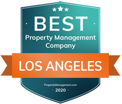 Best property management company in Los Angeles